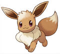 Eevee - Pokemon Let's Go Pikachu and Pokemon Let's Go Eevee.jpg