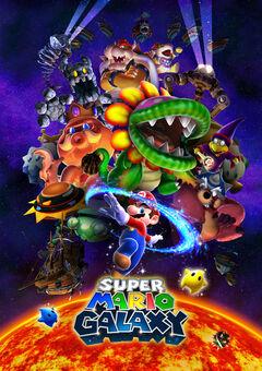 Group artwork for Super Mario Galaxy