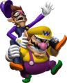 Wario and Waluigi - Mario Party 7.png