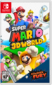 Box NA (pre-release) - Super Mario 3D World + Bowser's Fury.png