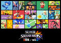 Character collage (alt) - Super Smash Bros. for Nintendo 3DS and Wii U.jpg