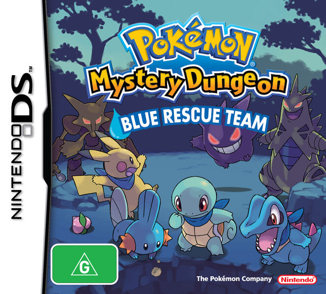 File:Box AU - Pokemon Mystery Dungeon Blue Rescue Team.jpg