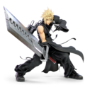 Cloud (Advent) - Super Smash Bros Ultimate.png