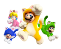 Cat Group - Super Mario 3D World.png