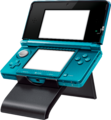 3DS on stand (3D on) - Kid Icarus Uprising.png