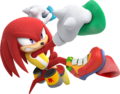 Knuckles - Mario and Sonic at the Olympic Games Tokyo 2020.png