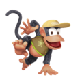 Diddy Kong (Black) - Super Smash Bros. for Nintendo 3DS and Wii U.png