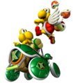 Koopa Troopa and Koopa Paratroopa - Mario Kart Double Dash.png
