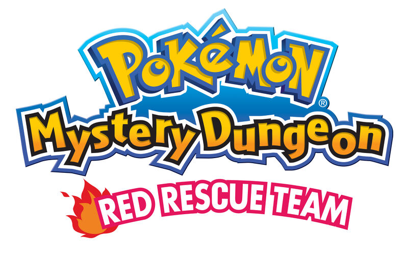 File:Logo EN - Pokemon Mystery Dungeon Red Rescue Team.jpg