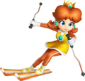 Princess Daisy - Mario & Sonic at the Olympic Winter Games.png