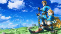 Anniversary art (with date) - The Legend of Zelda Breath of the Wild.jpg