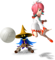 Black Mage and White Mage - Mario Sports Mix.png