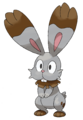 Bunnelby - Pokemon X and Y.png