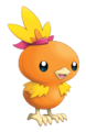 Torchic - Pokemon Mystery Dungeon Explorers of Sky.png